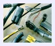 Tyco Electronics wiring harness components